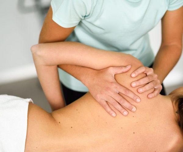 Sur le chemin du massage