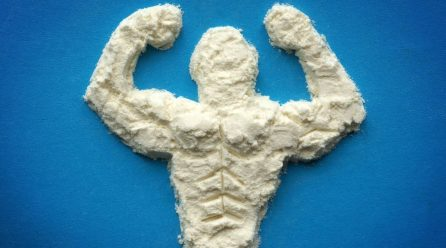 Les suppléments de whey protéine et d'acides aminés